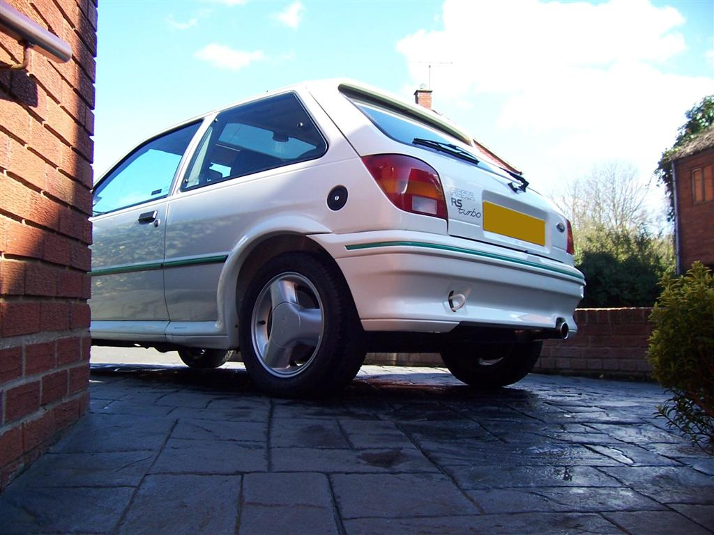 white fiesta rs turbo for sale cars for sale fiesta forums