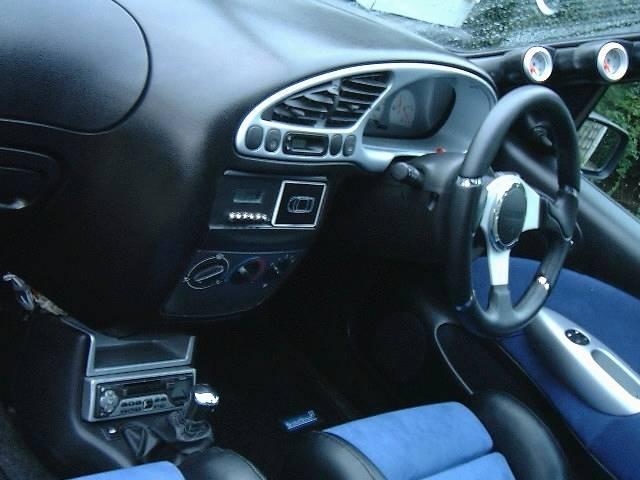 Mk4 Interior Mods
