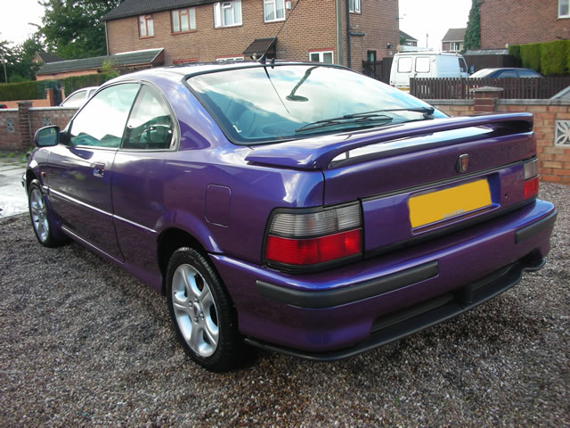 1997 rover coupe 1 8 vvc cheap fast car cars for sale fiesta forums. Black Bedroom Furniture Sets. Home Design Ideas
